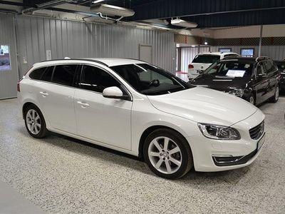begagnad Volvo V60 D3 Momentum Business Advanced