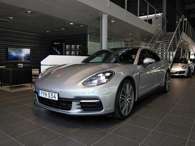 begagnad Porsche Panamera 4 2018, Halvkombi 835 000 kr
