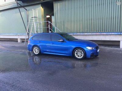 begagnad BMW 320 d f31 -13