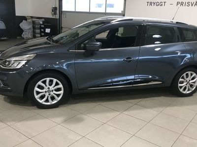 used Renault Clio SPORT TOURER 90HK TCE INTENS