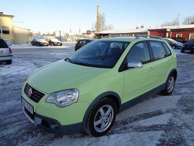 begagnad VW Polo Cross 1.4 75hk