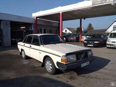 used Volvo 240 244 2.3 || Skattebefriad -82