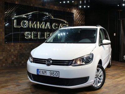 begagnad VW Touran 1.4 TSI EcoFuel 150hk Miljö