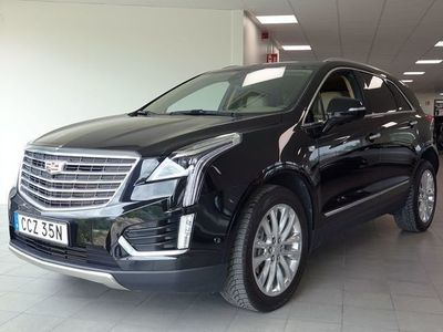 begagnad Cadillac XT5 Platinum 3,6L V6 314hk AT8 AWD