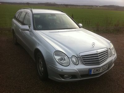 begagnad Mercedes E280 CDI KOMBI AUTOMAT 14000MIL