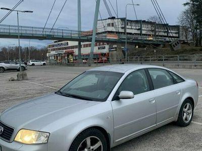 begagnad Audi A6 2,4 QUATTRO