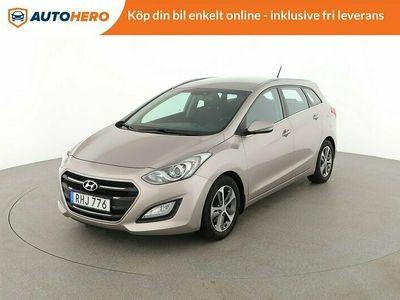 begagnad Hyundai i30 CW 1.6 GDI Aut 135hk / Parkeringssensorer