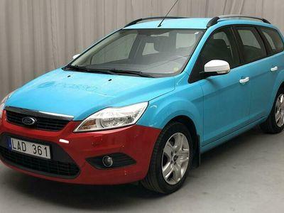 begagnad Ford Focus 1.6 TDCi Kombi 2011, Kombi Pris 50 000 kr