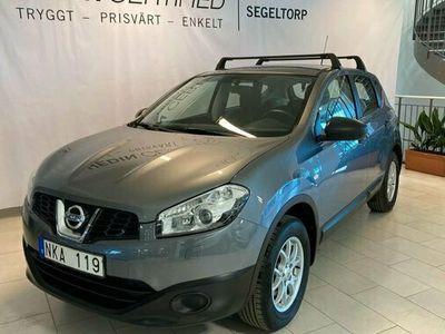 begagnad Nissan Qashqai 1.6 117HK Dragkrok S+V Hjul