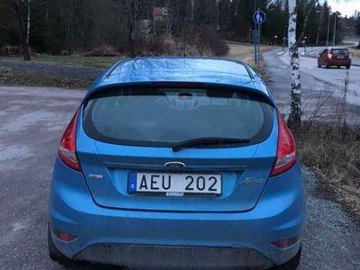 begagnad Ford Fiesta bytes mot annan bil