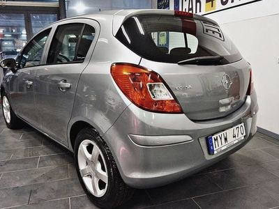 begagnad Opel Corsa 1.2 Twinport 5dr (85hk) / GARANTI