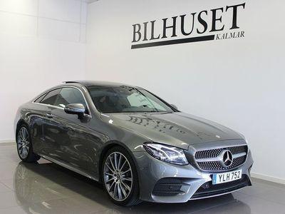 begagnad Mercedes 220 Benz E d Coupé AMG Sport 2017, Personbil 479 900 kr