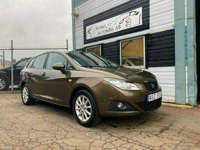 begagnad Seat Ibiza ST ST 1.2 TSI 105hk Ny service Enda 8500
