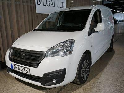 begagnad Peugeot Partner L1 1.6 EGS Euro 6 100hk Pro+