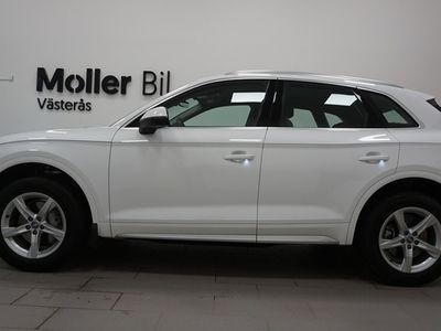 begagnad Audi Q5 2.0 TDI 190 HK SPORT Q STR VÄRMARE DR -18