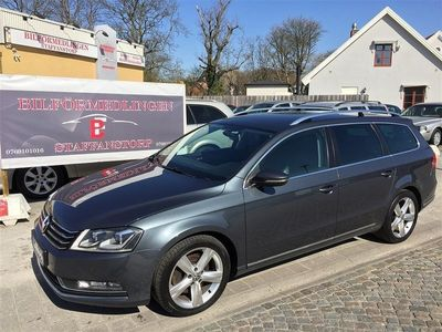 gebraucht VW Passat 2.0TDI VARIANT 170HK DSG 4M PREMIUM SPORT