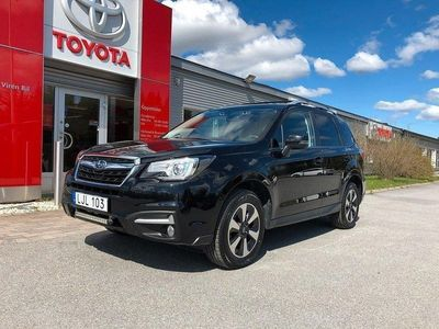 begagnad Subaru Forester 2.0i 4WD AUT XS Eyesight X-br