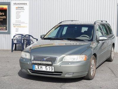 begagnad Volvo V70 D5 Momentum drag 185hk