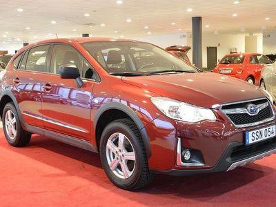 brugt Subaru XV 2.0 4WD Euro 6 147hk -17