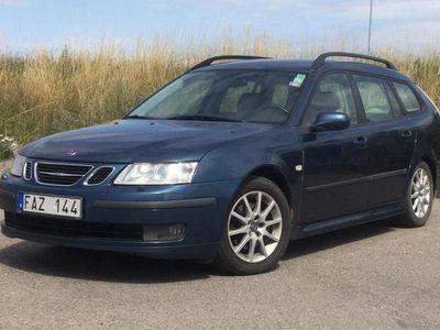 brugt Saab 9-3 2.0T SportCombi