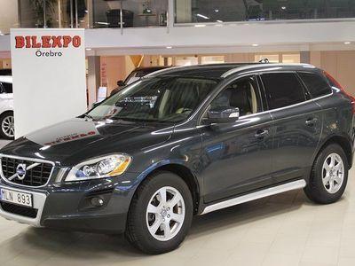 begagnad Volvo XC60 D5 Summum Aut Drag Dieselvärmare 2010, SUV 128 000 kr