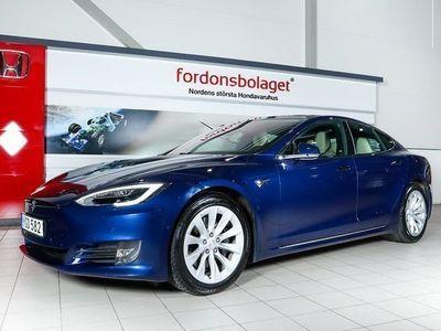 begagnad Tesla Model S 75D AWD Autopilot Leasbar