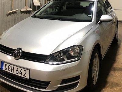 begagnad VW Golf 5-dörrar 1.6 TDI 4M Style
