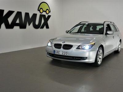 begagnad BMW 525 xd Touring | Drag | M-Värmare |