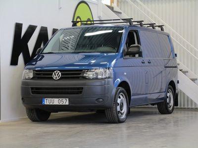 begagnad VW Transporter 2.0 | TDI | 4Motion | DSG Sekventiell | 180hk | 2013