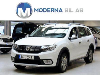 begagnad Dacia Logan MCV Stepway 0.9 TCE EU6 90HK NAVI/PDC