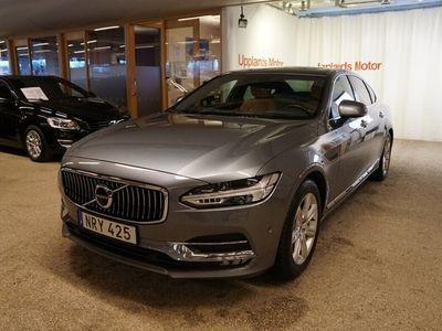 begagnad Volvo S90 D5 AWD InscriptionSELEKT 2017, Sedan 349 000 kr