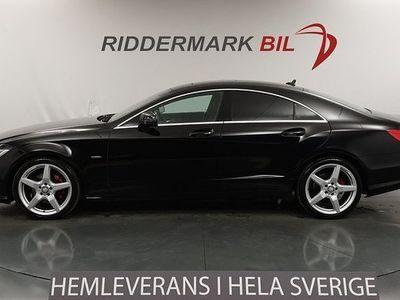 begagnad Mercedes 350 CLS BenzCDI AMG Taklucka D-Värm Sv såld 2012, Sportkupé 214 700 kr