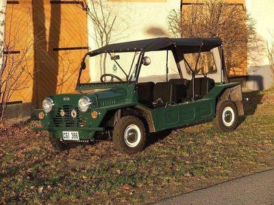 begagnad Austin Mini Moke 0.85 34hk