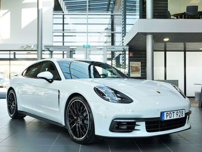 begagnad Porsche Panamera 4S Leasebar
