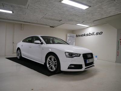 begagnad Audi A5 Sportback SB 2.0 TDI 190 HK MULTI