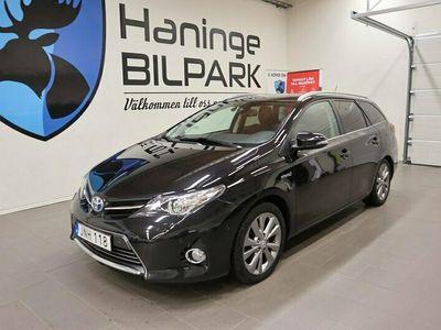 begagnad Toyota Auris Touring Sports Hybrid 1.8 VVT-i CVT 136hk