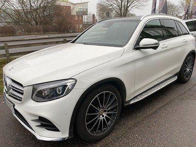 begagnad Mercedes GLC220 d 4MATIC 9G-Tronic AMG