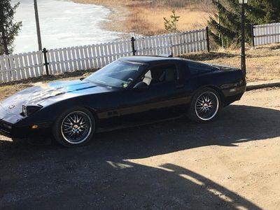 begagnad Corvette C4
