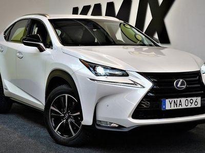 begagnad Lexus NX300h 2.5 AWD | Drag | Kamera | 2017, SUV 264 800 kr