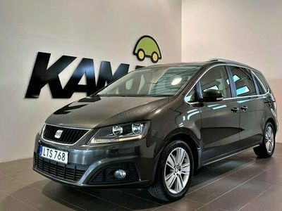 begagnad Seat Alhambra 2.0 TDI Ecomotive | 4Drive | 7-sits | Navi | Pano | Drag | 2015, Kombi Pris 159 800 kr