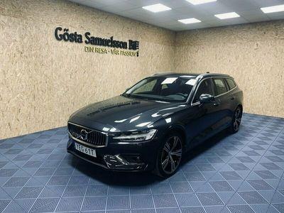 begagnad Volvo V60 D4 Inscription
