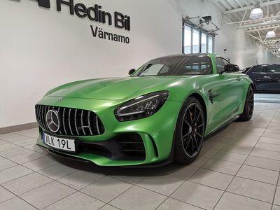 begagnad Mercedes AMG GT Benz R Facelift 2019, Sportkupé 1 595 000 kr