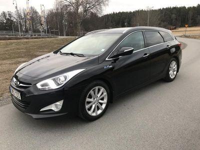 begagnad Hyundai i40 CRDi Kombi 1.7 (136hk) Business