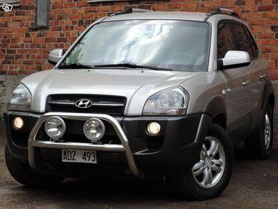 used Hyundai Tucson 2.0 CRDi 4WD (136HK) -07