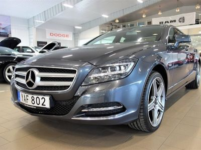 begagnad Mercedes CLS350 CDI AMG 4MATIC 7G-Tronic Plus