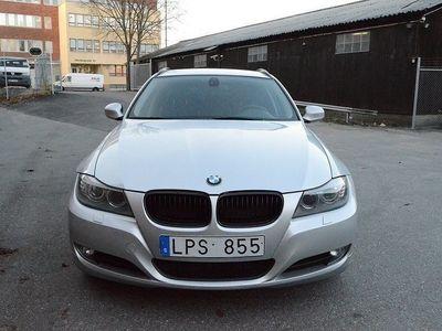 begagnad BMW 320 d xDrive Touring Dragkrok 1 års garanti 184hk