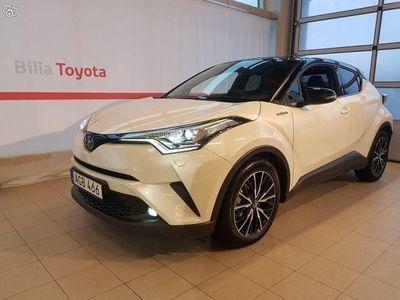 usata Toyota C-HR 1,8 Hybrid X-Edition JBL Teknikpa -18