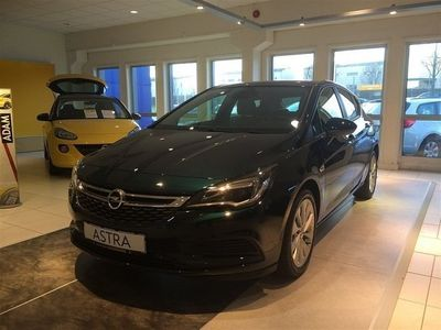 begagnad Opel Astra Enjoy 5d 1.4 Turbo 125 hk (MT6) -16