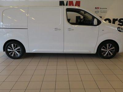 begagnad Toyota Proace Skåpbil 2.0 D-4D Automat Euro 6 177hk