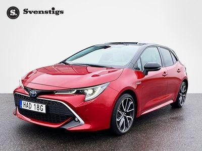 begagnad Toyota Corolla 2.0 184HK HYBRID EXECUTIVE